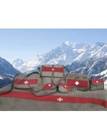 KarlenSwiss - Swiss Army Blanket E-Book Reader Pouch
