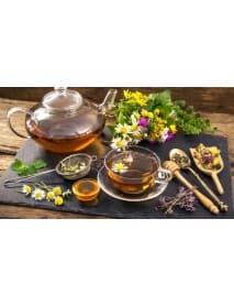 Swiss Alpine Herbs - Organic Alpine Herbs Tea (14 x 1 G)