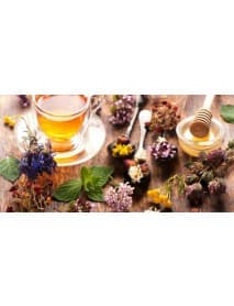 Swiss Alpine Herbs - Organic Alpine Herbs Tea (30 G)