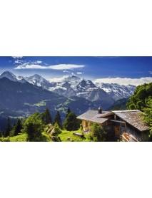 Illustrated Book 'Schweiz Suisse Switzerland'
