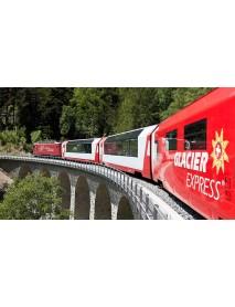 KarlenSwiss - Swiss Railway Design Belt-Bag