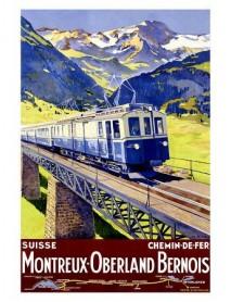 KarlenSwiss - Swiss Railway Design Etui