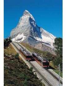 ***Premium XL Illustrated Book 'Switzerland'