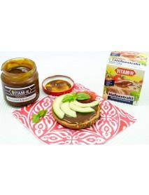 Vitam-R - Herbs Yeast Hefeextrakt 'Kräuter' (80 G)