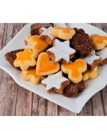 "Swiss Christmas Cookies ""Weihnachtsmischung"" (500 g)"