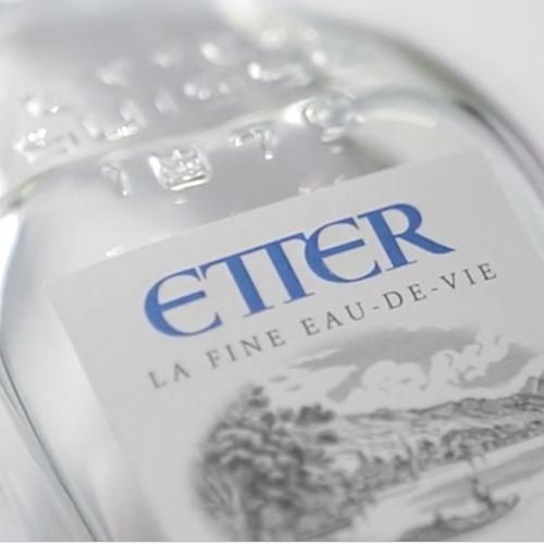 Etter – Celebrating 150 Years 'La Fine Eau – De – Vie'