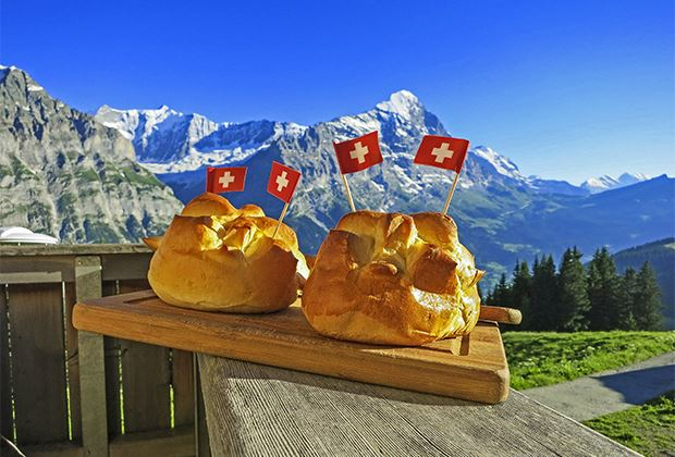 Swiss National Day 2019 and 2nd Anniversary of Swiss House Shop