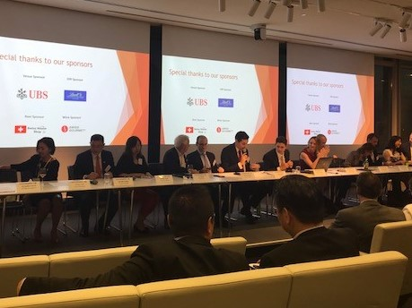 Swiss Chamber of Commerce in Hong Kong - AGM 31.5.2018