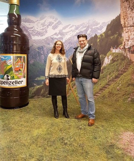 Swiss House Shop's partner Appenzeller Alpenbitter AG