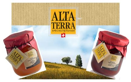 Introducing delicious Swiss jams from Alta Terra