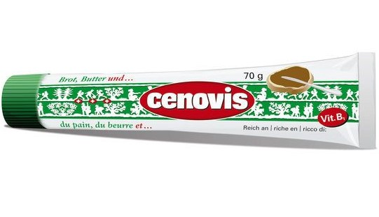 Swiss Cenovis - The healthy spread
