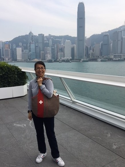 KarlenSwiss Hand-Made Bags in Hong Kong