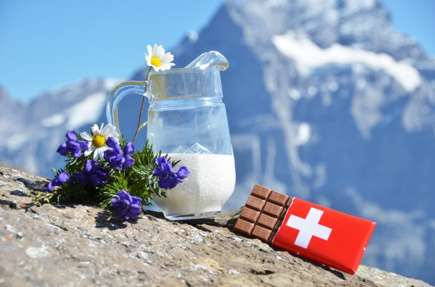 "Swiss House Shop – ""Sweetzerland"" New Chocolates"