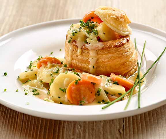 "Pastetli ""Vol-au-Vent"" –  The famous Swiss dish available from Swiss House Shop"