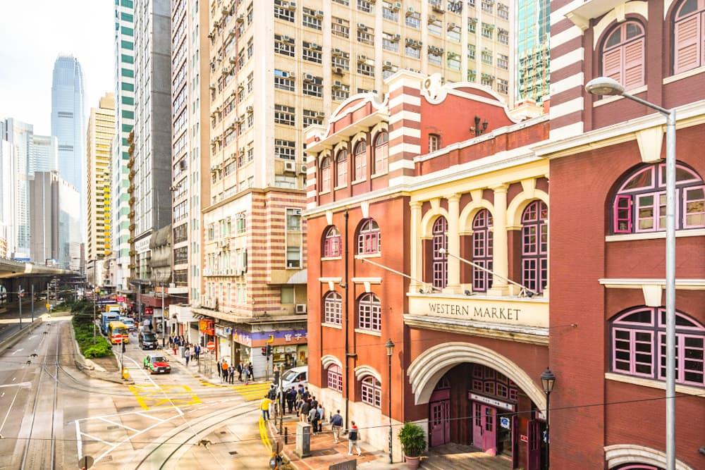 Good bye Causeway Bay – Grüezi Sheung Wan