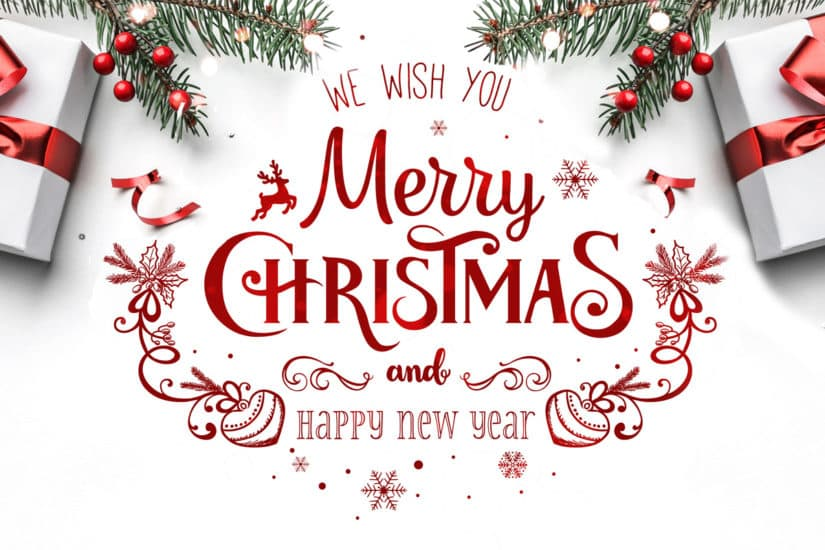 Swiss House Shop wishes you a Merry Christmas and a Happy New Year!