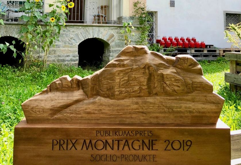 "Soglio Produkte AG - Winner of the Swiss ""Prix Montagne"" 2019 Award"