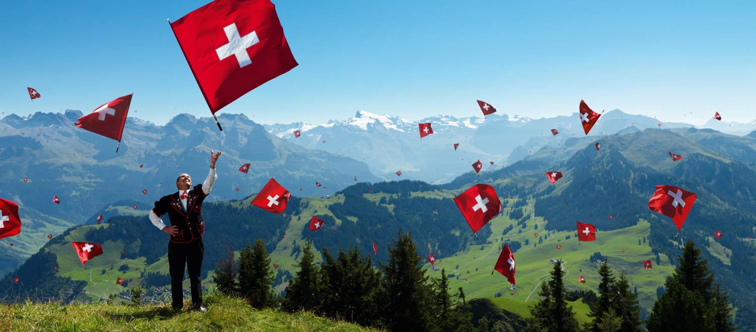 Swiss National Day - August 1, 2018 Preparations