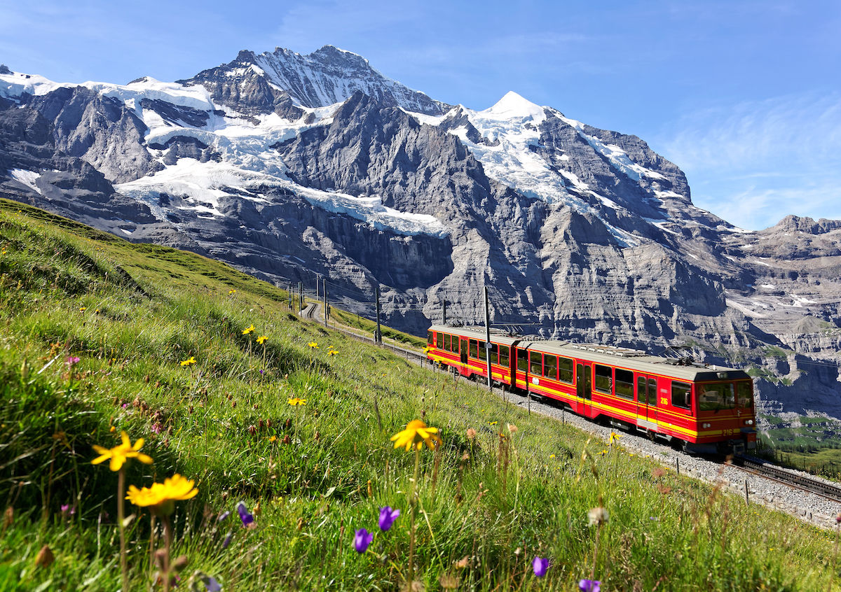 We bring you still a small piece of Switzerland…