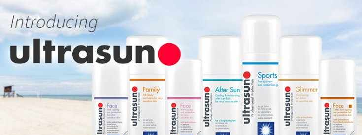 Introducing Ultrasun – Advanced Swiss Suncare