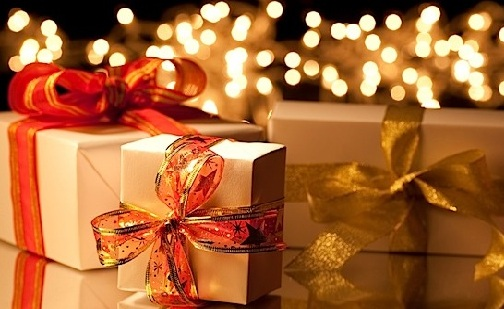Christmas and the holidays are the season of giving